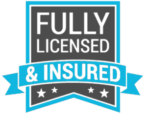 Fully Licensed & Insured