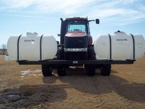 Lakestate Mfg tanks designed for good light visibility.