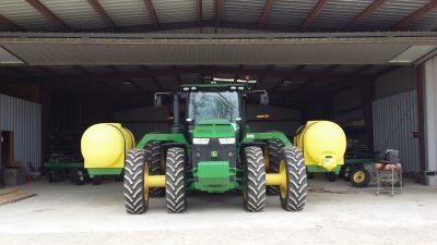 Lakestate Mfg tractor tank mounts in Lousiana