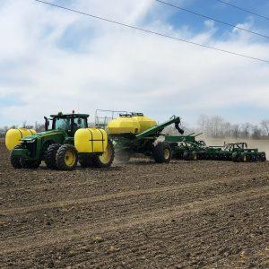Lakestate Mfg side tractor tank mounts in Arkansas