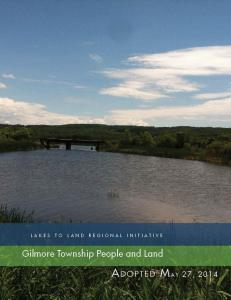 Tab 4: Gilmore Township People and Land (8MB)