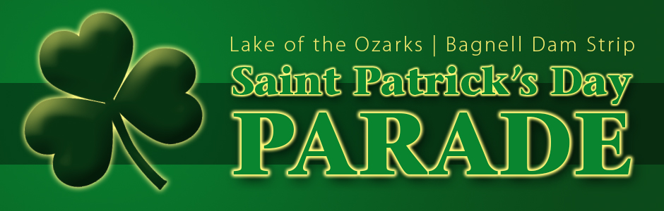Image result for Lake of the Ozarks St. Patrick's parade