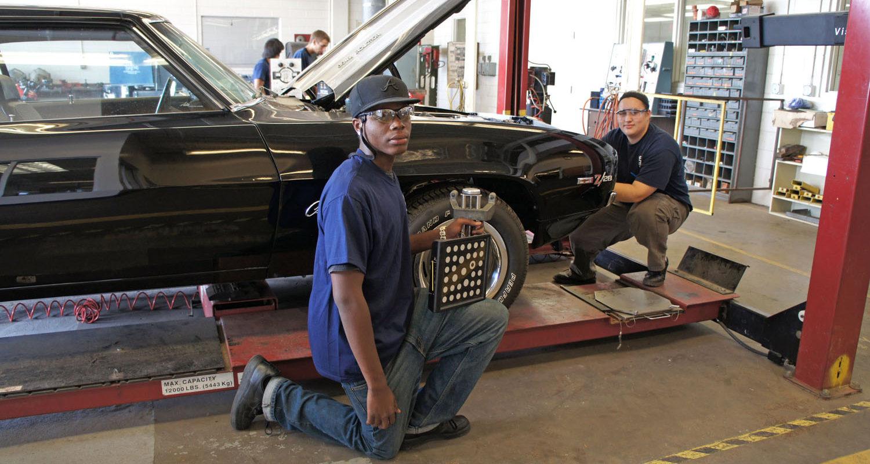 Automotive Service Technology 1 2 Lake Tech Automotive