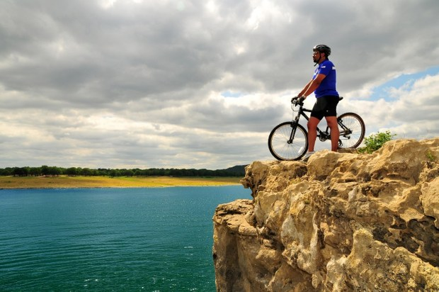 Biking in Lake Travis Parks