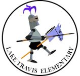 Lake Travis Elementary School Logo