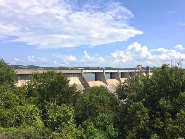 Mansfield Dam