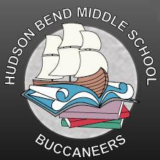 Hudson Bend Middle School Logo
