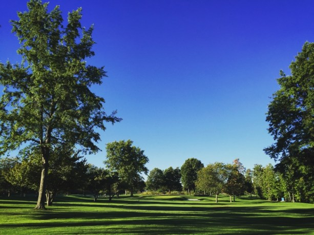 Lake View Country Club Hole #4