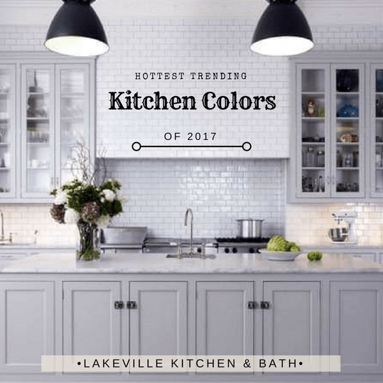 Trending Kitchen Colors Of 2017 Lakeville Kitchen And Bath Lakeville Kitchen Bath Kitchen Cabinetry Bathroom Vanities Creative Design And Quality Cabinetry Award Winning Kitchen Designers