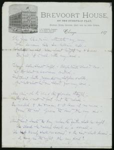 The original manuscript of