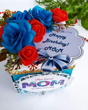 Birthday gift for your loving mother