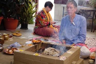Swami Lakshmanjoo Mahasamadhi Havan
