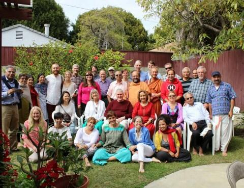 Fellowship group photo Spring Retreat 2016
