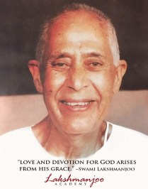 Thank you, with a special excerpt from Abhinavagupta's Tantraloka, (Kashmir Shaivism)