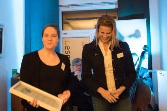 Eva Böhm und Anne Poleska-Urban