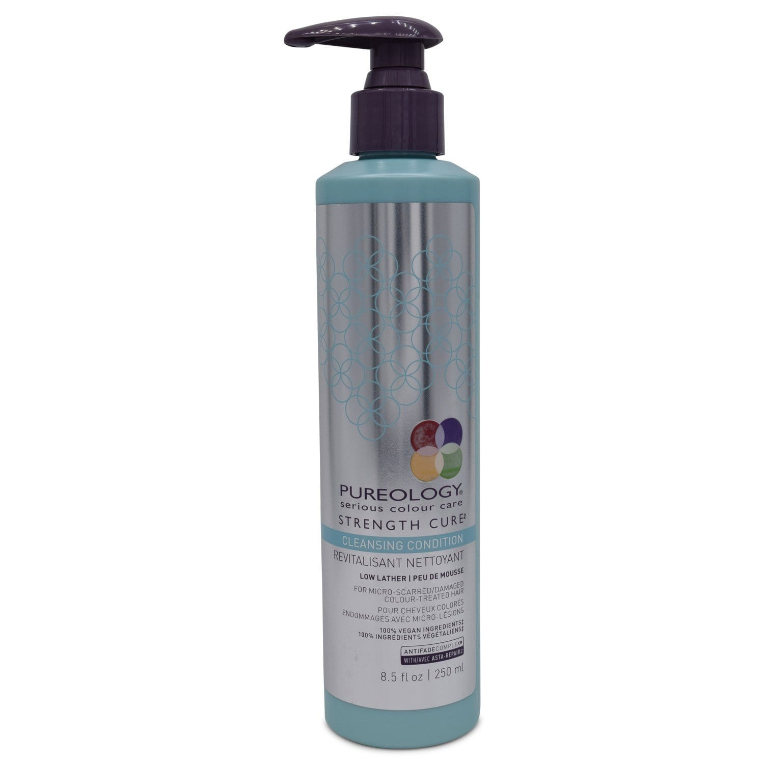 Pureology Strength Cure Cleansing Condition 8.5 oz.