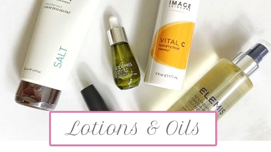 Lotions & Oils
