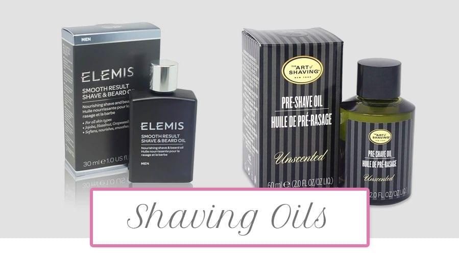 Shaving Oils