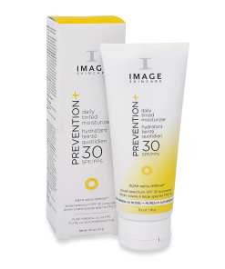 IMAGE Skincare Prevention Plus Daily Tinted Moisturizer SPF 30+