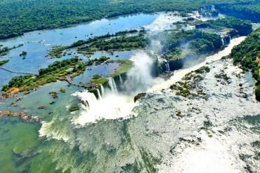 Iguazu – de meest indrukwekkende watervallen ter wereld