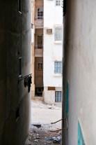 Steegje in Dahar