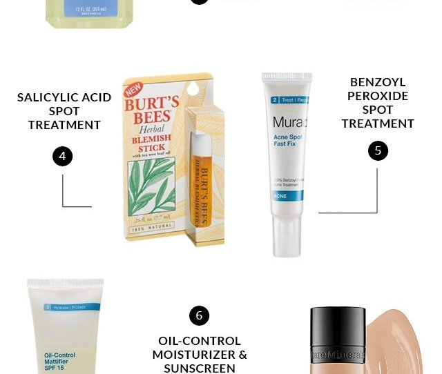 Paraben Free Beauty Products For Acne Prone Skin