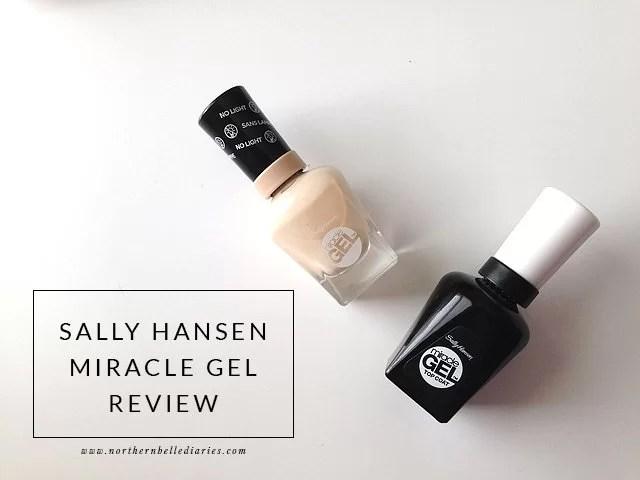 Sally Hansen Miracle Gel Review Via Nbellediaries Nails Beauty Notd