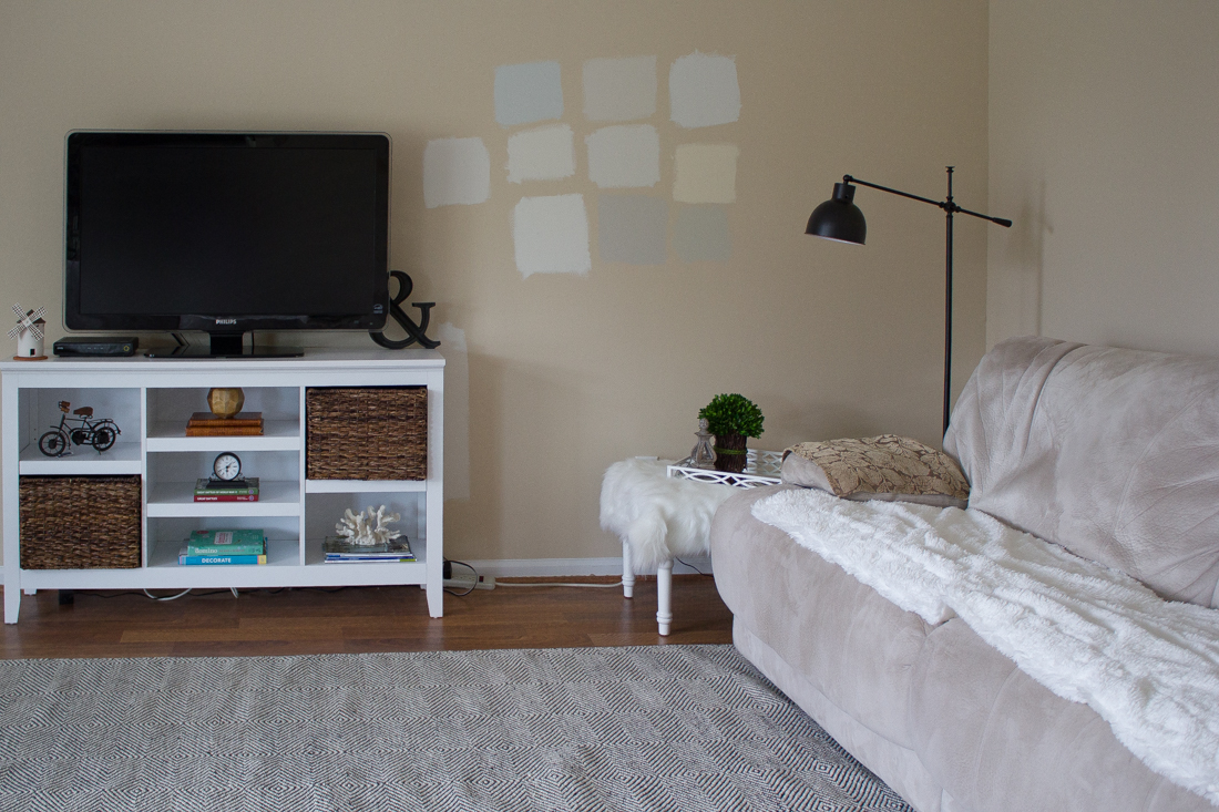 Choosing the Perfect Living Room Paint Color  La La Lisette