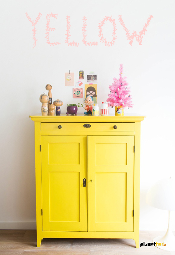 Color Trend Yellow | La La Lovely