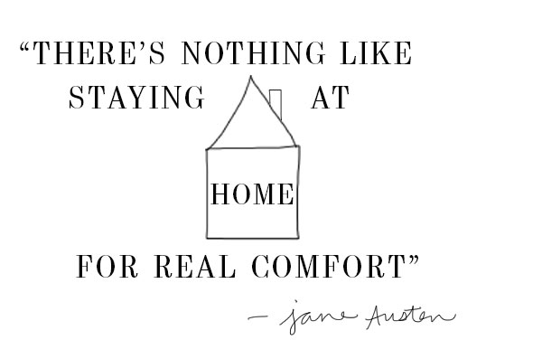jane austen quote | La La Lovely