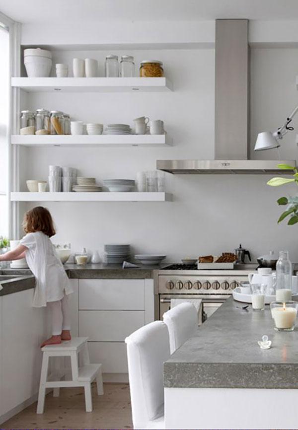 lack shelves 5 via la la lovely