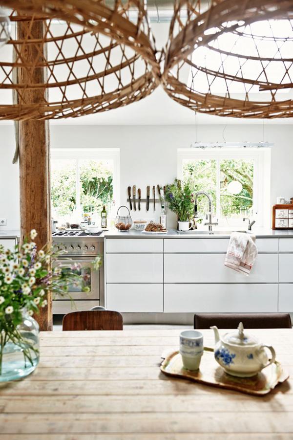 Netherlands Farmhouse via La La Lovely Blog
