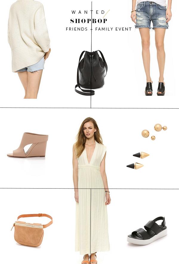 WANTED -Shopbop via la la lovely
