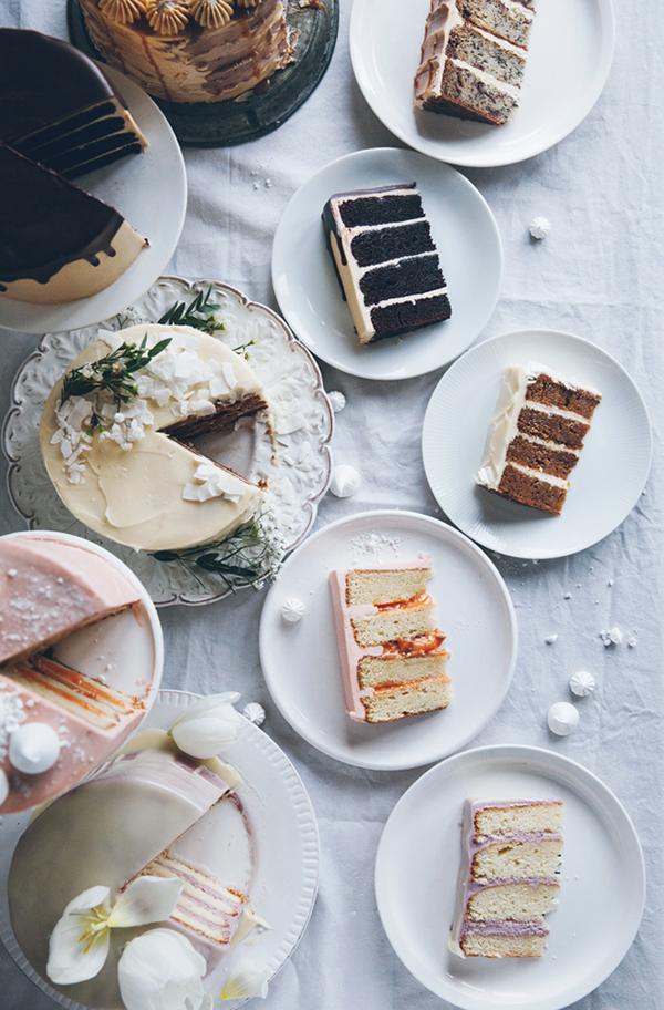 la la loving pretty cake