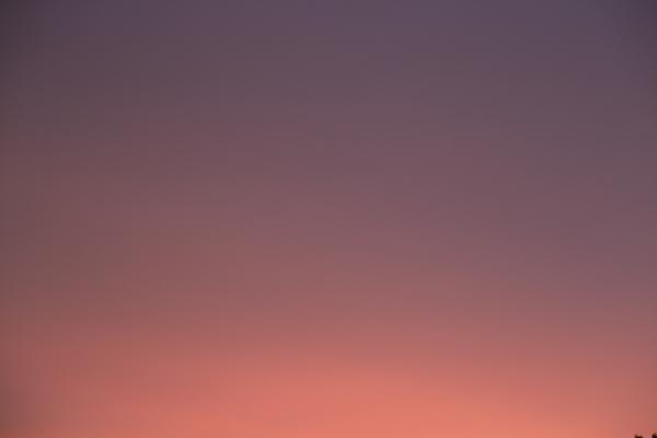 Summer Sunset | La La Lovely Blog