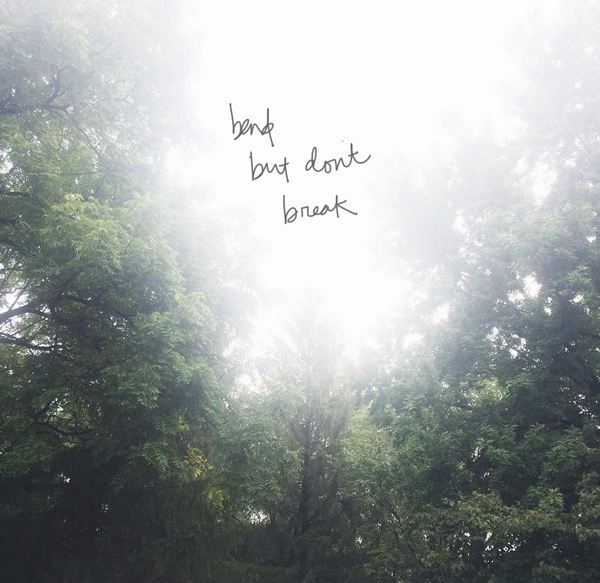 Bend But Don't Break | La La Lovely Blog