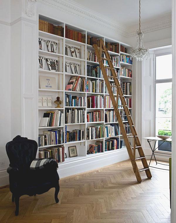 Kensington House Crush Bathroom #Library