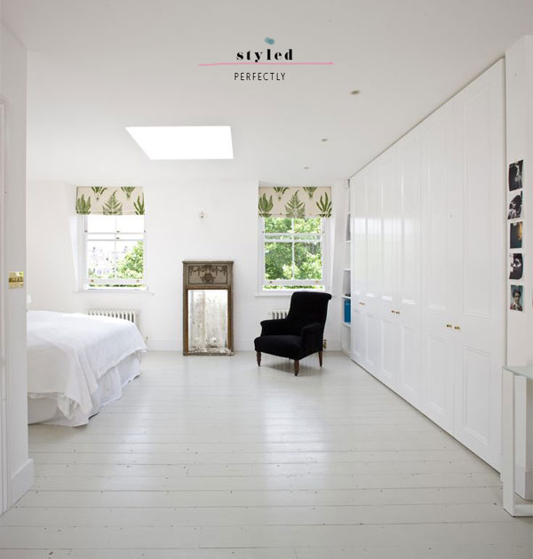 Kensington House Crush White #Bedroom