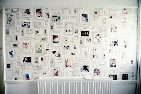 Fun ways to display photos