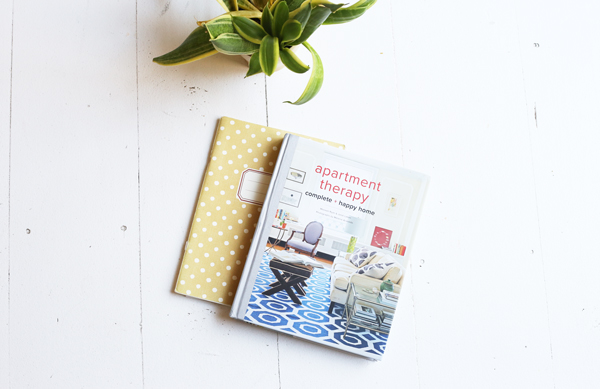 apartment therapy book giveaway | la la lovely blog