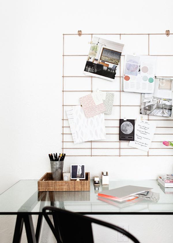 DIY Organizational Board