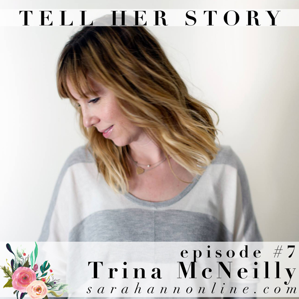Tell Her Story | Trina McNeilly, La La Lovely Blog