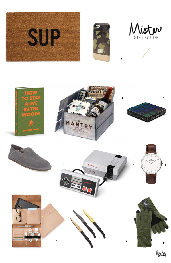 Mister Gift Guide_La La Lovely