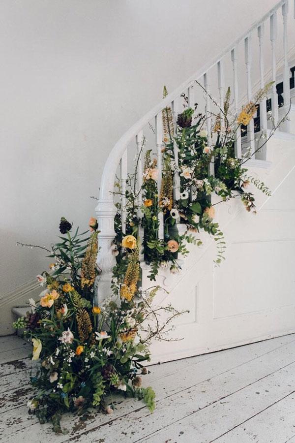 La La Loving | Floral Garland