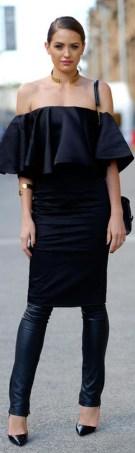vestido com calça 15