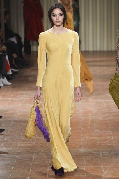 vestido de veludo 2017 19