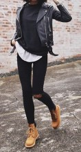 look timberland boots 1