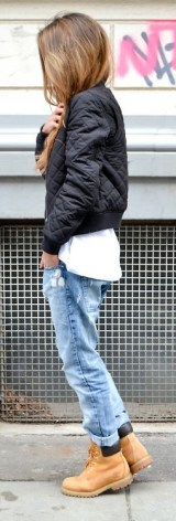 look timberland boots 2