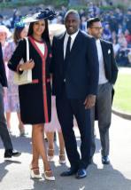 Idris Elba e Girlfriend Sabrina Dhowre