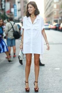 Simple-White-Shirtdress